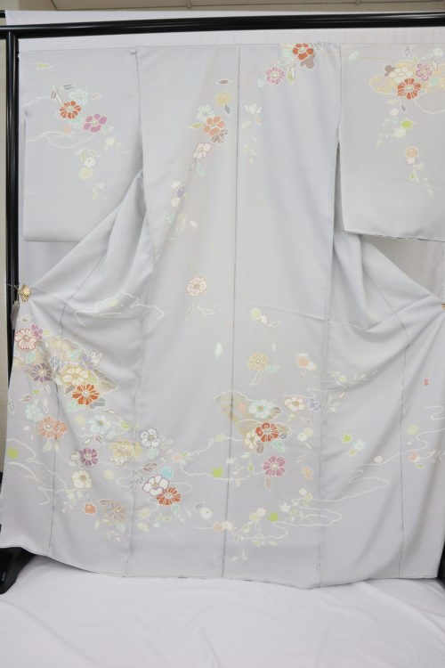 訪問着(椿の花) 商品画像