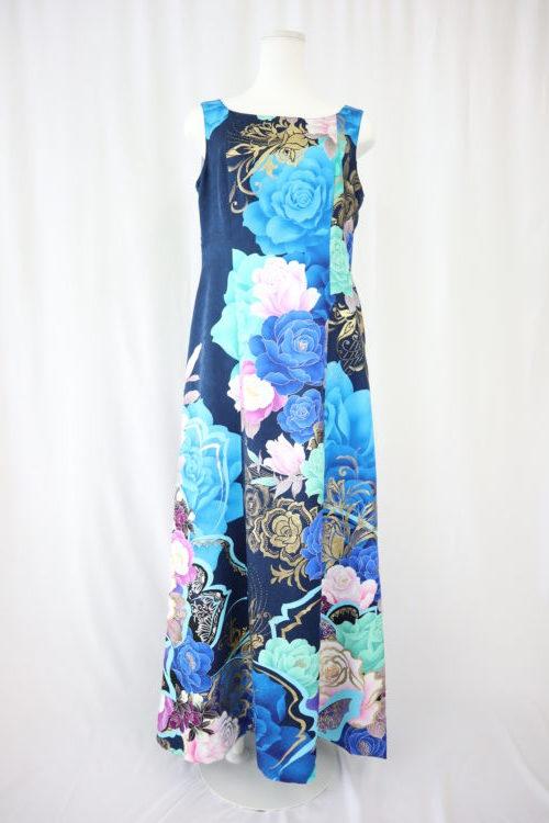 振袖ドレス Part.1(青) 商品画像
